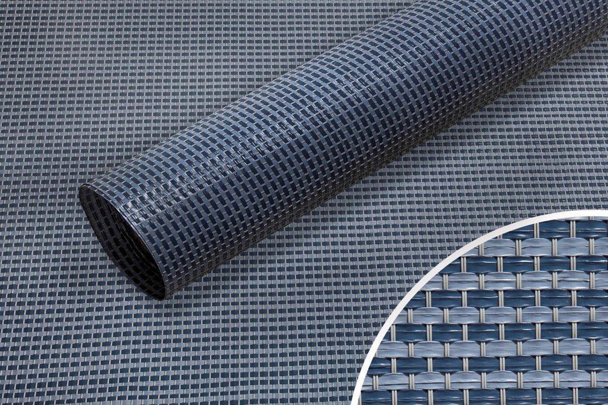 Stuoia Kinetic 600 300x700cm (blu/grigio)