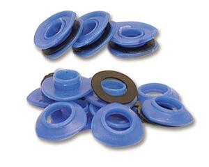 Occhiello in plastica Grommet (8pz)