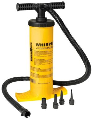 Pompa doppia azione Whisper 2x 2000 CC