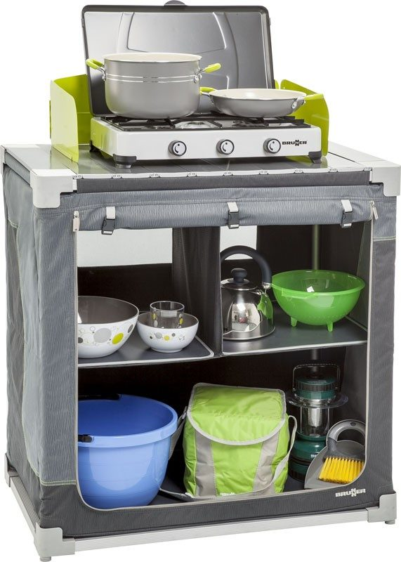 Mobiletto Jum-Box 3G CT (grigio/verde)
