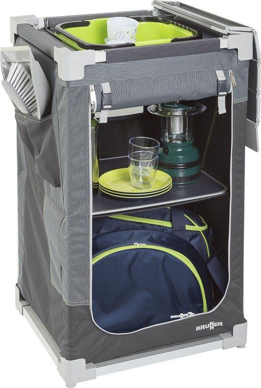 Mobiletto Jum-Box 3G ST (grigio/verde)