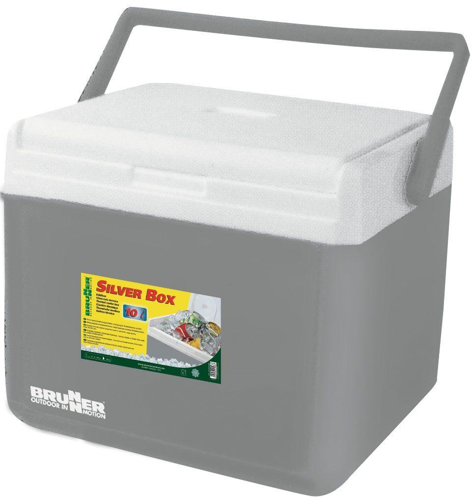 Ghiacciaia Silver Box 10