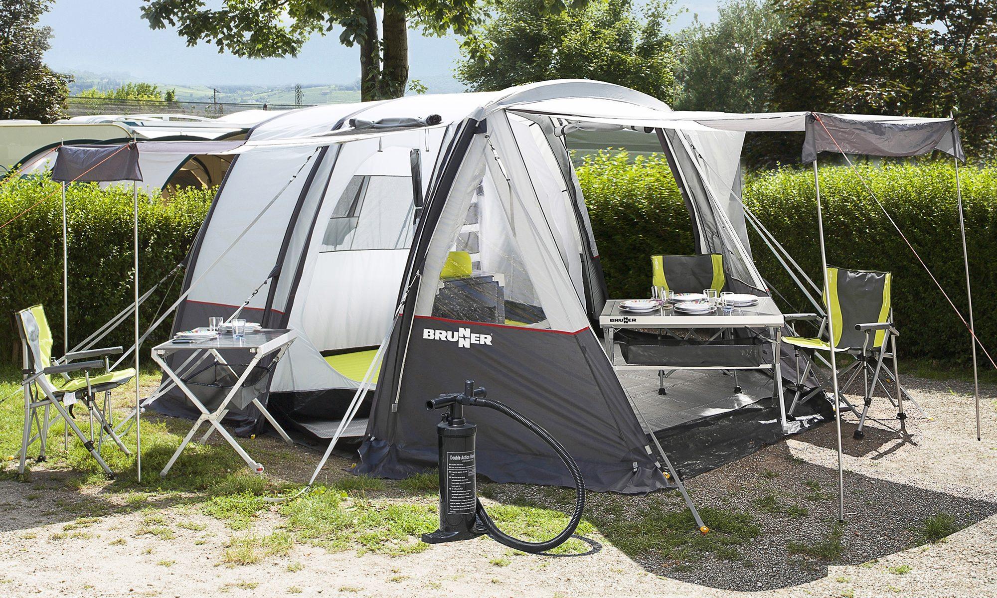 Tenda Globetrotter 4 AIRtech