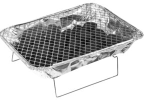 Barbeque monouso Yugrill 48x31cm