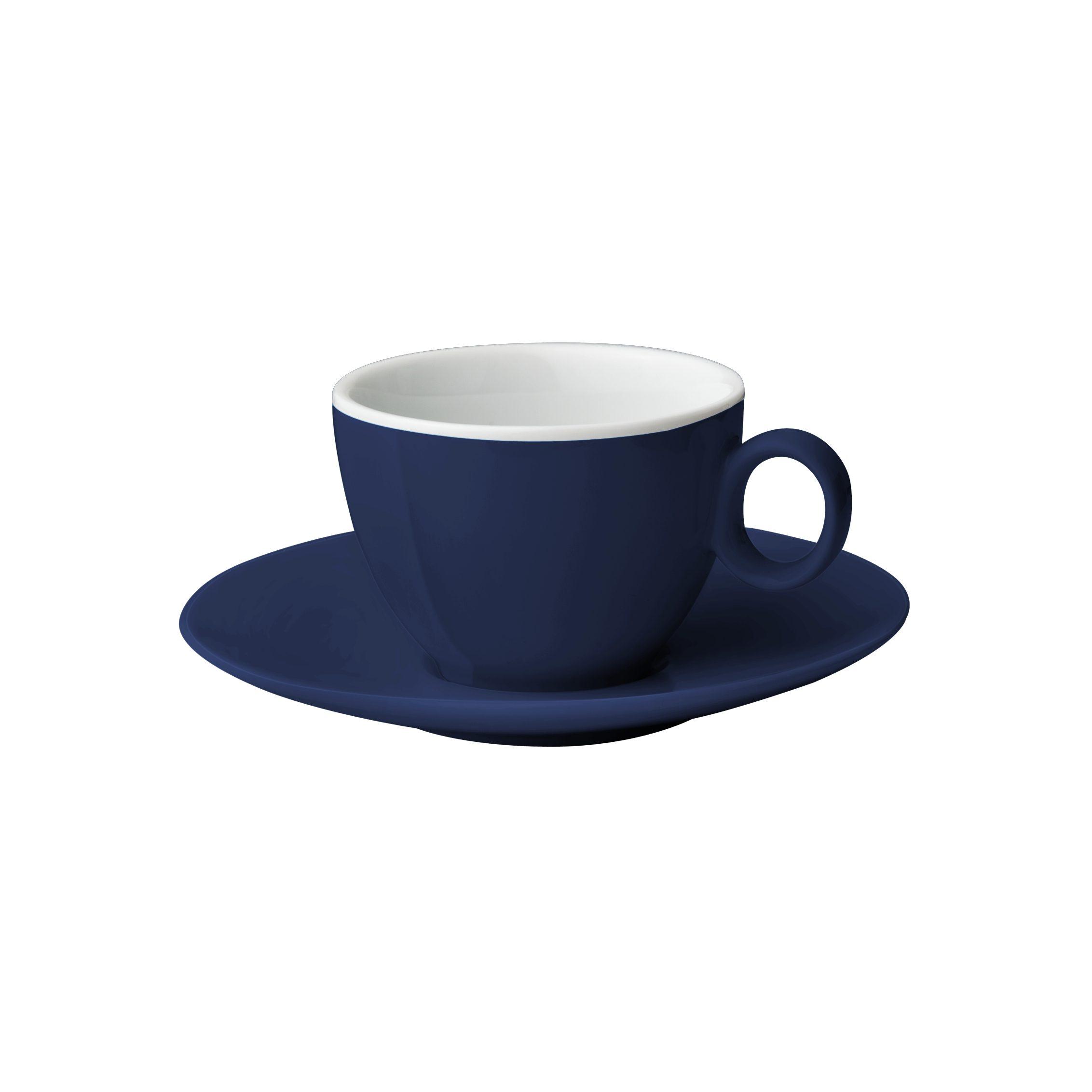 Tazzina espresso blu scuro