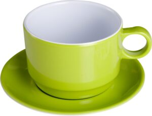 Tazza con coperchio Space