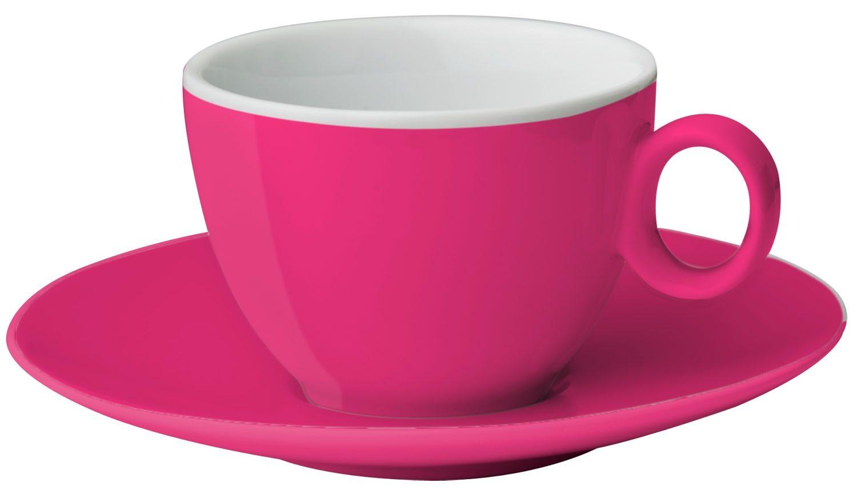 Tazzina Espresso pink