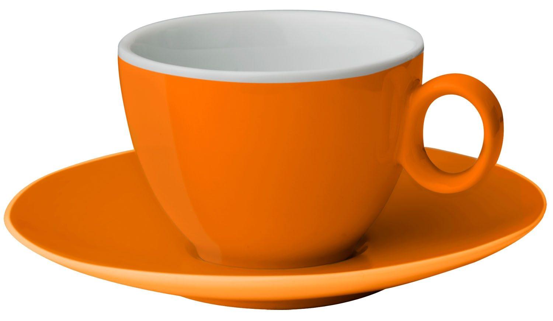 Tazzina Espresso arancione