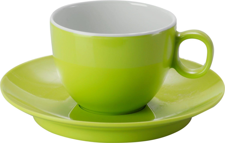Set Espresso verde (2pz)