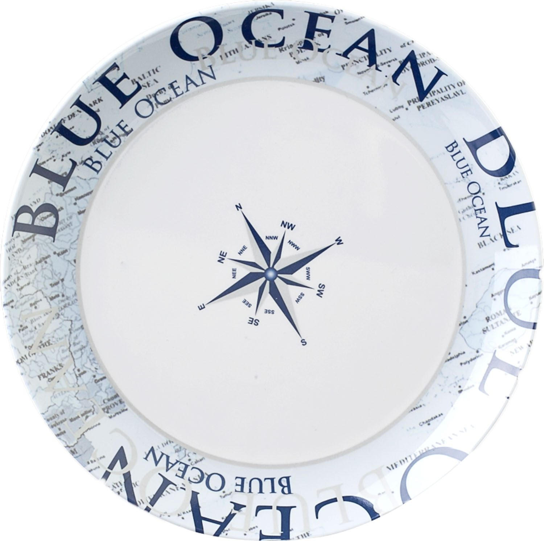 Piatto piano Blue Ocean