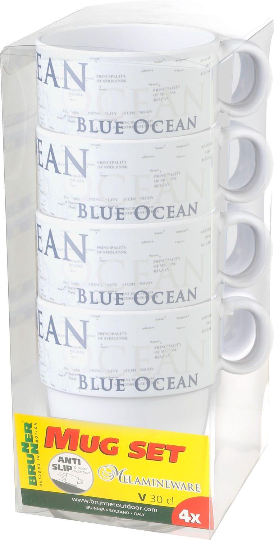 Set tazzoni Blue Ocean (4pz)