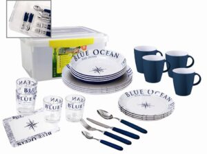 All Inclusive Blue Ocean (36+1pz)