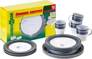 Dinner Service Bluemoon (16pz)