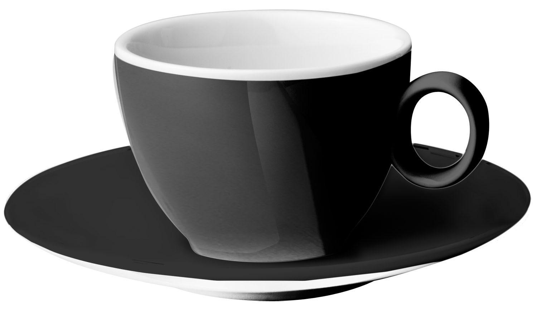 Tazzina espresso nera