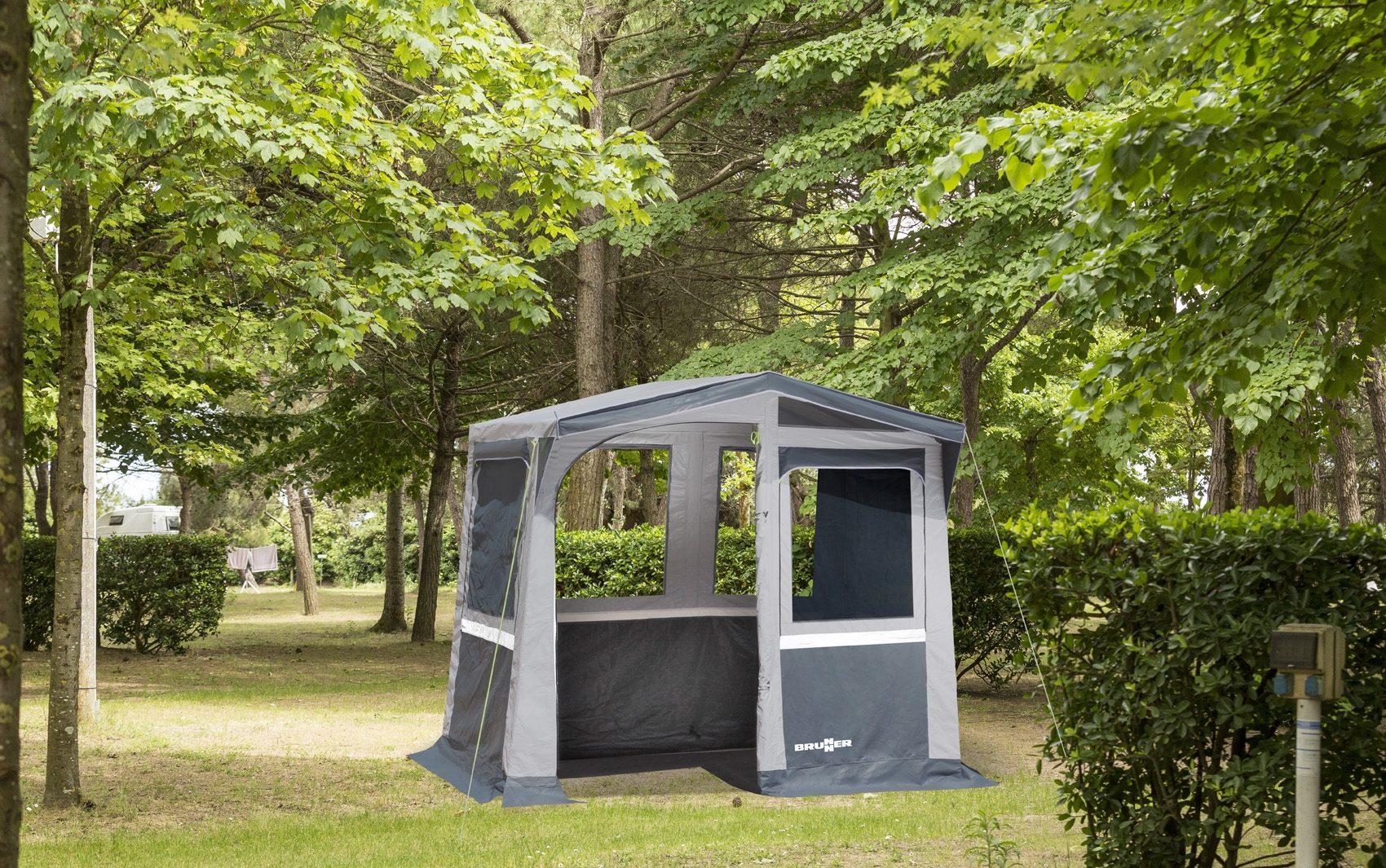 Tenda cucina Delibox (grigio)