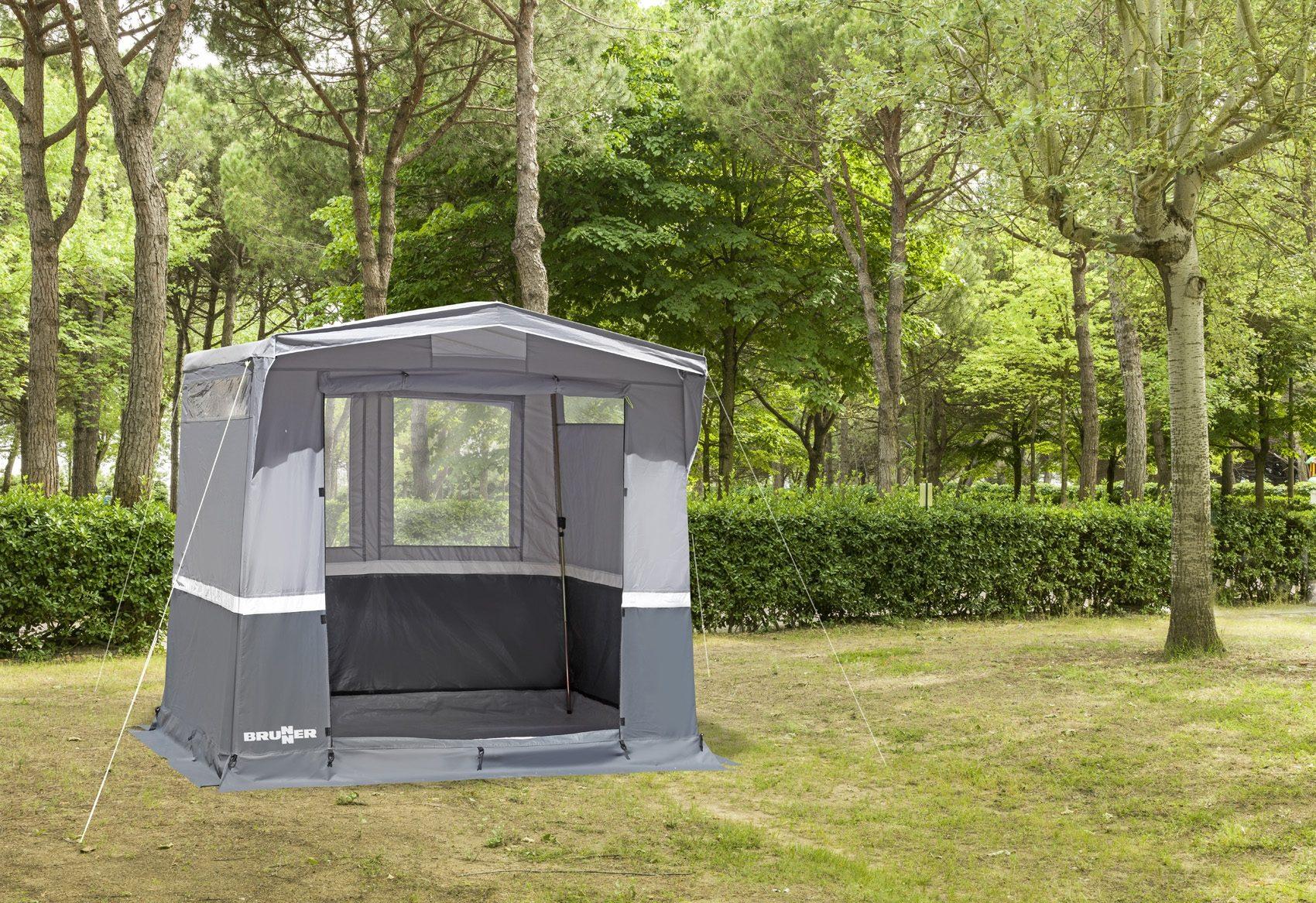 Tenda cucina FlambÌ_ (grigio)
