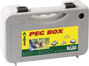 Set Peg Box Square 22 22cm (20pz)