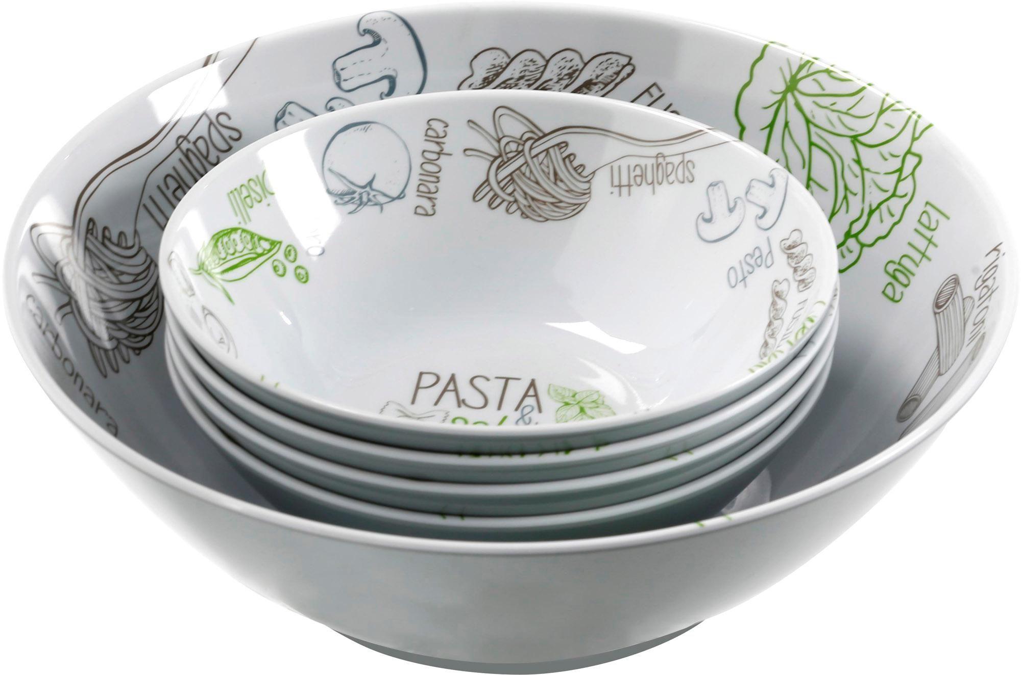 Pasta & Salad Set (5pz)