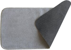 Tappetino Enter 38x60cm (grigio)