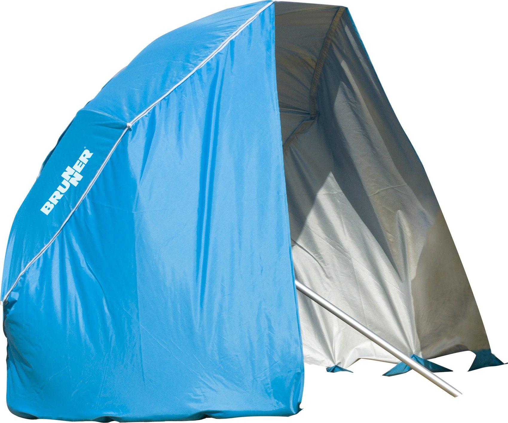 Beach Parsol XL 200 (azzurro) D-Box