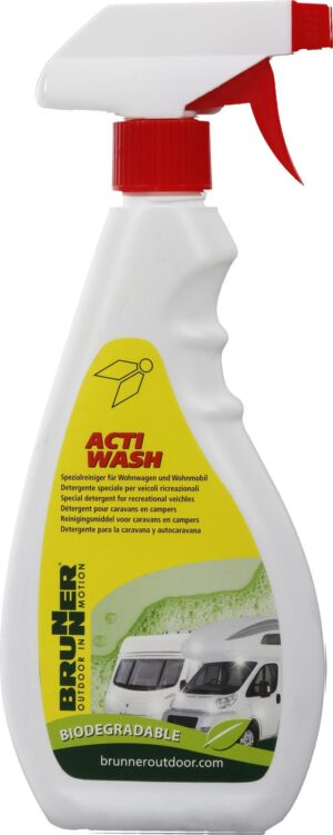 Detergente Acti-Wash 500ml