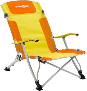 Spiaggina Bula XL (arancione/giallo)